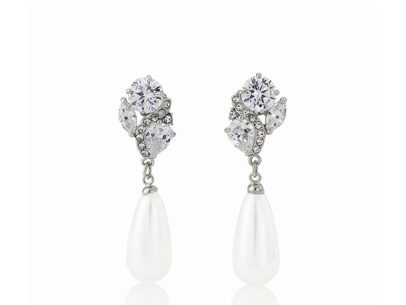 GS earrings