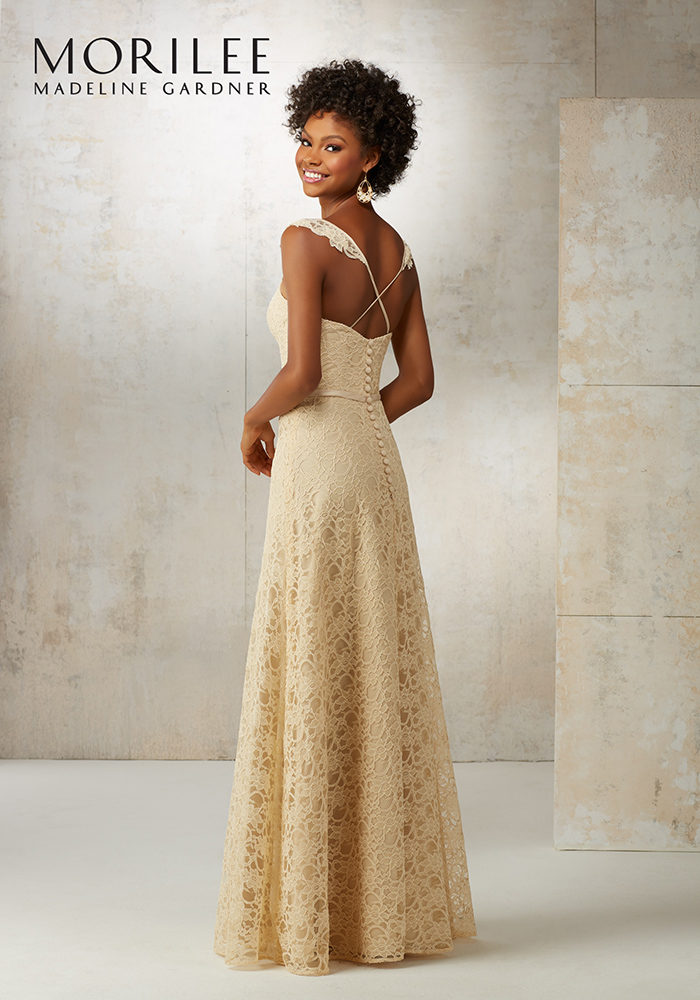 Gold bridesmaid dresses will give your best girls instant glamour, perfect for summer and winter weddings alike, and they're sure to love one of these...