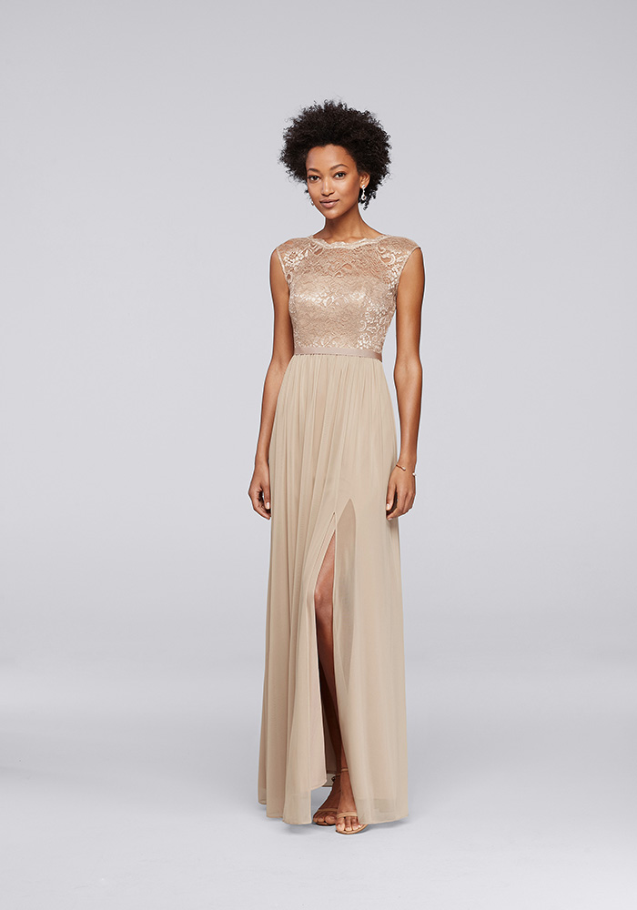 1307275bd4 Morilee Gold bridesmaid dresses will give your best girls instant glamour