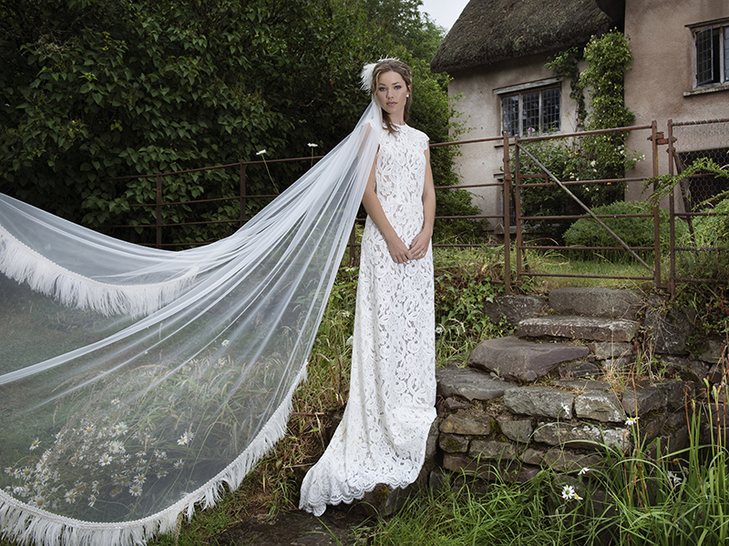 Joyce Jackson_Flamenco Veil_from £495_Available from www.rainbowclub.co.uk_4