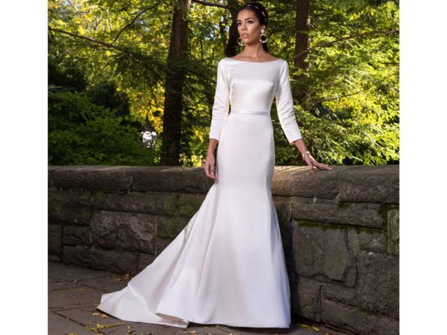 Jude Jowilson Doris wedding dress Jude Jowilson: the Latest Bridal Collection From the New York-Based Designer
