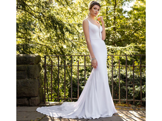 Jude Jowilson Ida wedding dress Jude Jowilson: the Latest Bridal Collection From the New York-Based Designer