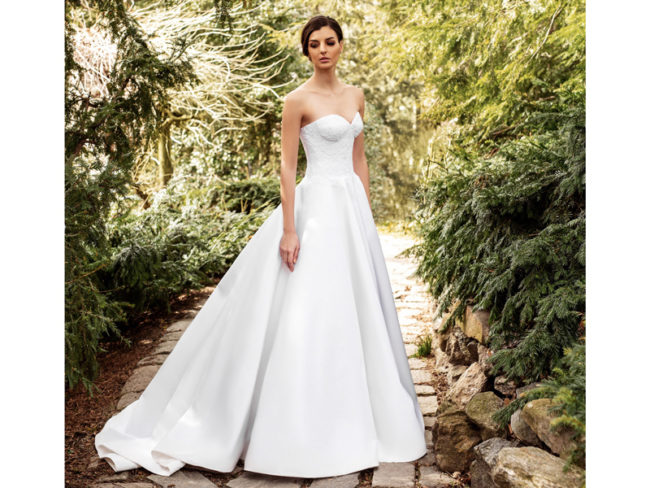 Jude Jowilson Katharine wedding dress Jude Jowilson: the Latest Bridal Collection From the New York-Based Designer