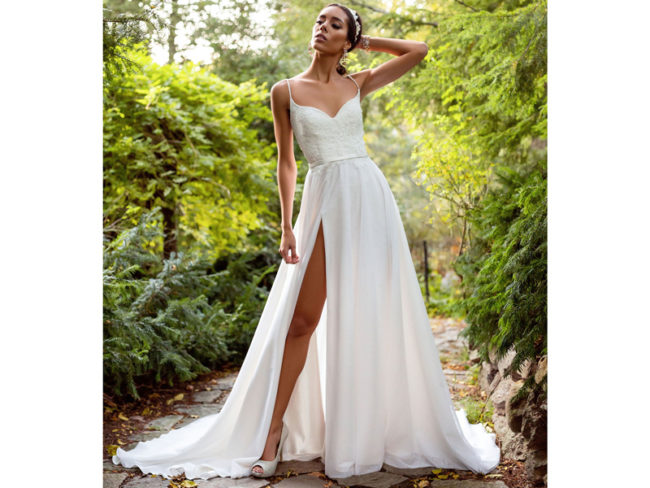 Jude Jowilson Lauren wedding dress Jude Jowilson: the Latest Bridal Collection From the New York-Based Designer