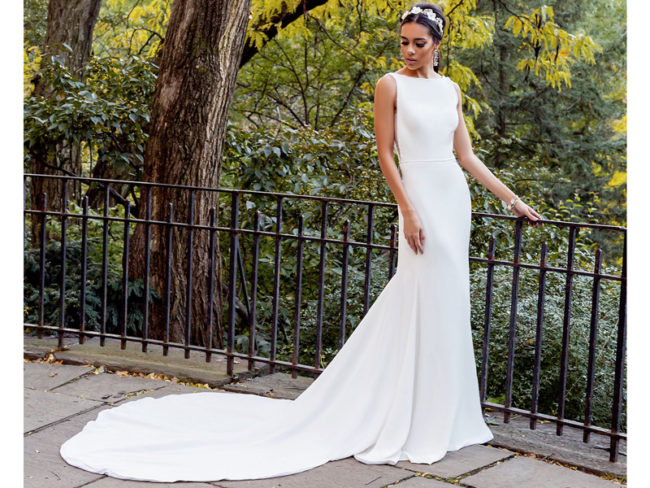 Jude Jowilson Lola wedding dress Jude Jowilson: the Latest Bridal Collection From the New York-Based Designer