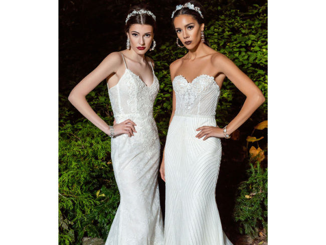 Jude Jowilson embellished wedding dresses Jude Jowilson: the Latest Bridal Collection From the New York-Based Designer
