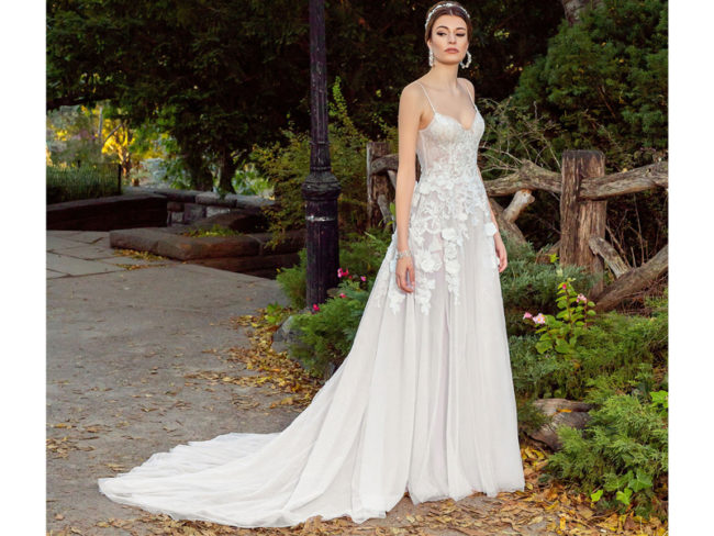 Jude Jowilson Rosemary wedding dress Jude Jowilson: the Latest Bridal Collection From the New York-Based Designer
