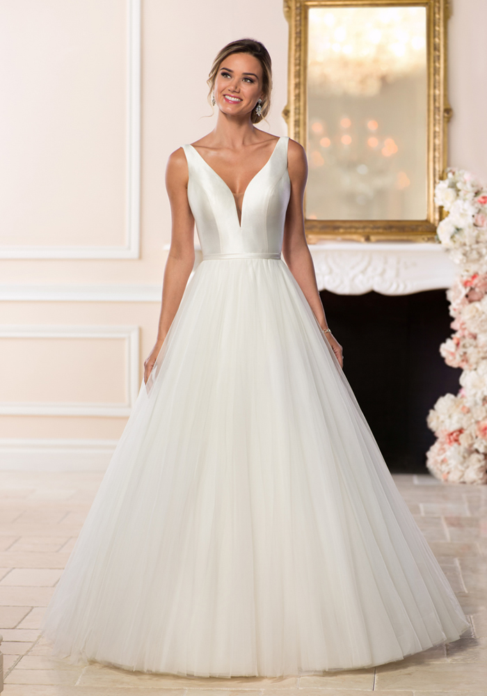 Ultimate Dress Gallery 2018 100 Wedding Styles