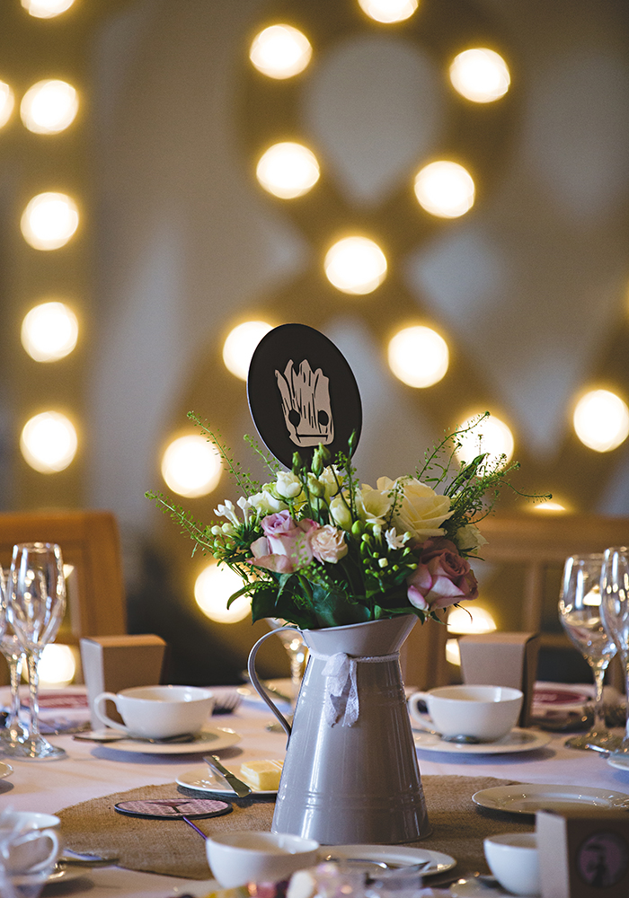 You've chosen a theme, flowers and colour scheme, but are you forgetting the reception table essentials? Include these 9 things for a perfect reception