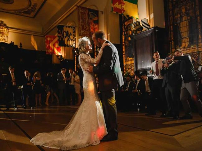 Stationers hall UK Winter Wedding Venues