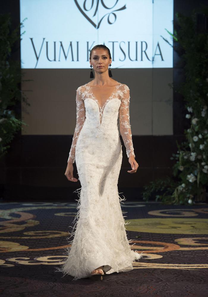 Yumi Katsura Fall 2018 Couture Bridal719