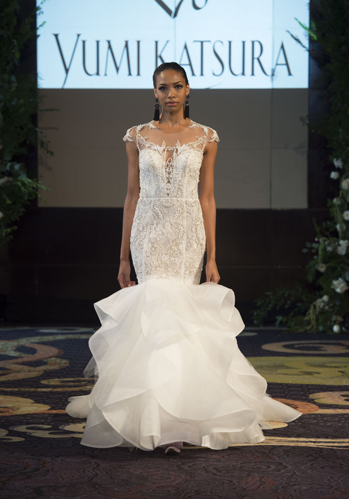 Yumi Katsura Fall 2018 Couture Bridal881