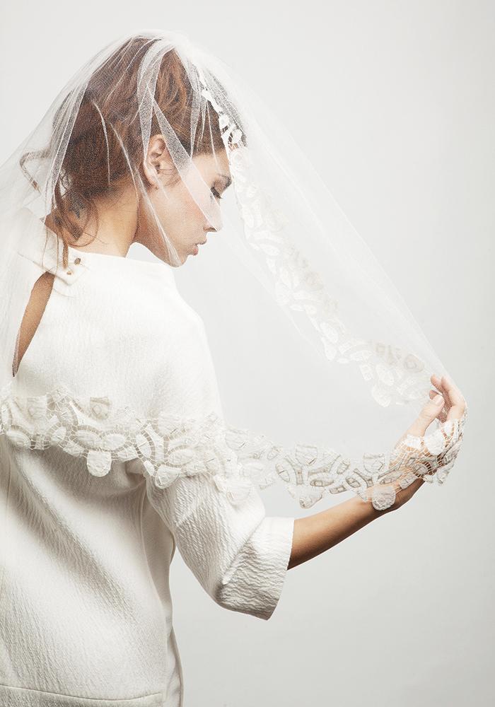 annmariefaulkner.co.uk Glasshouse shoot Cut out veil