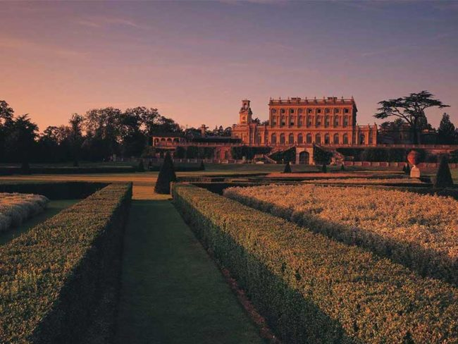 cliveden house at sunset wedding venues uk