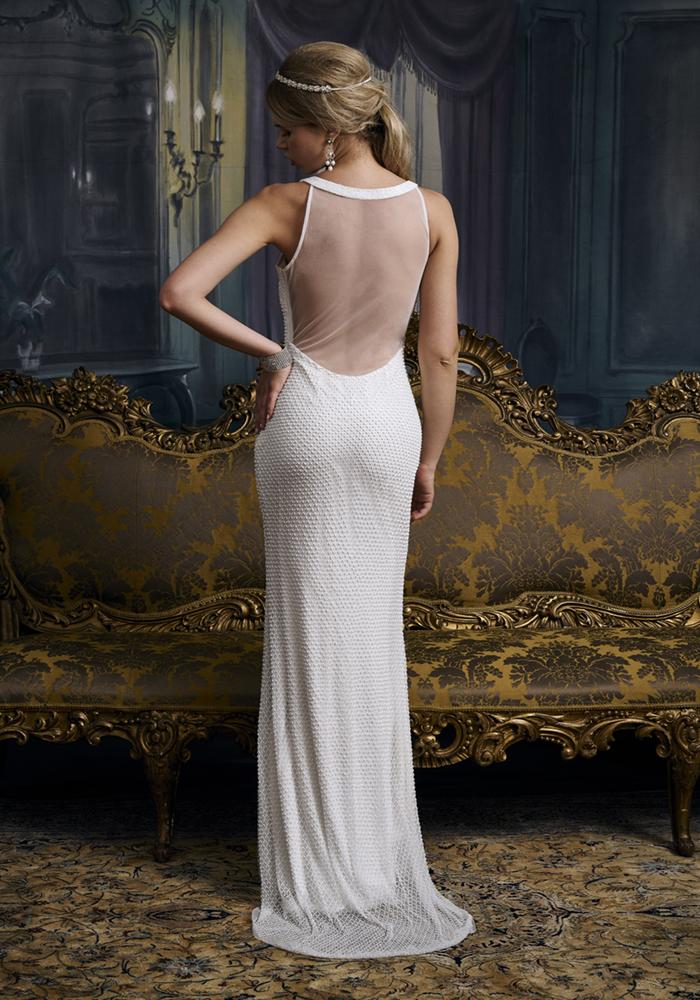 elizajanehowell.com Belle dress back