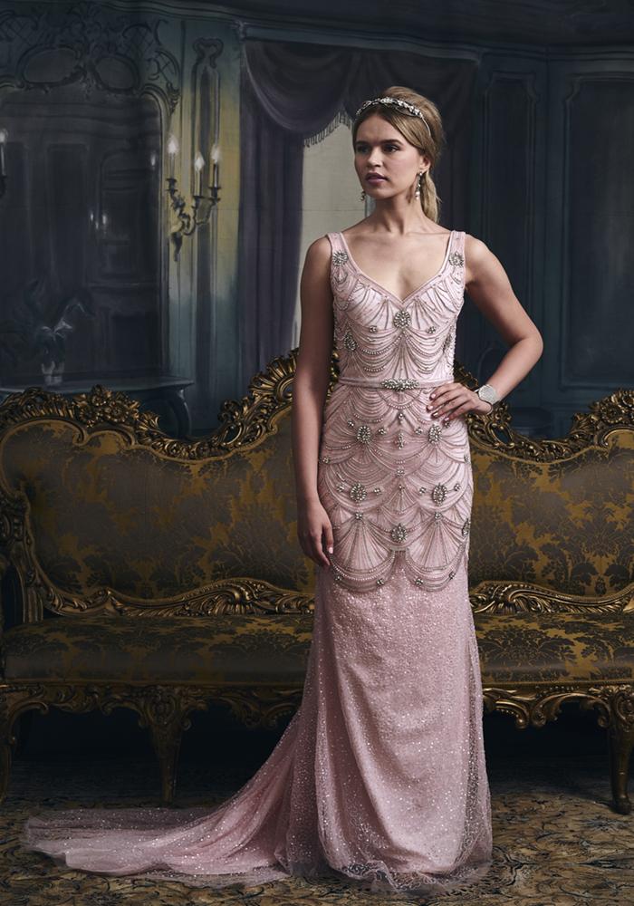 elizajanehowell.com Miss Adelaide pink