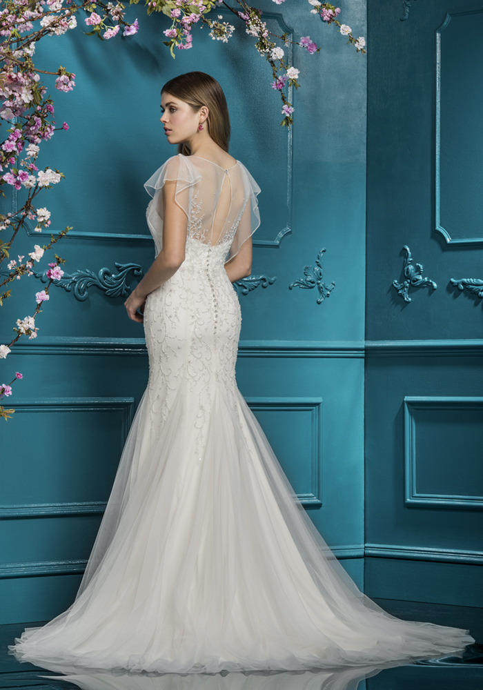 ellisbridals.co.uk EB 18083 Back