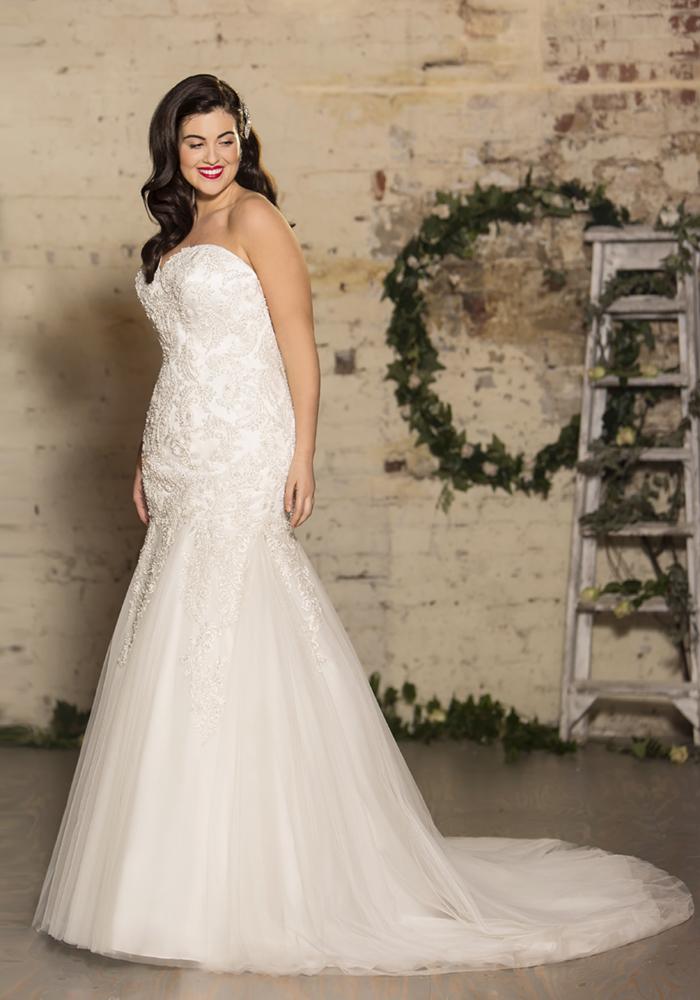 true bride true curves ss18 TC-W226A(1)
