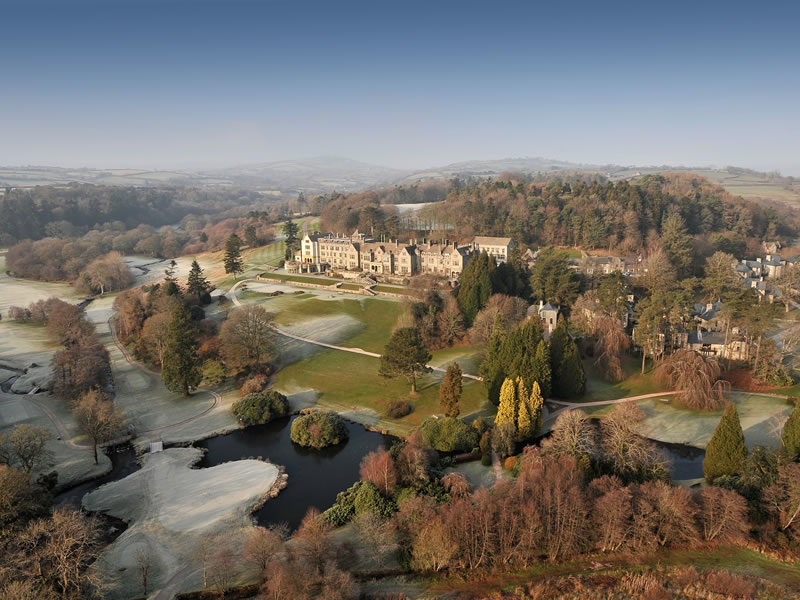Bovey Castle: A Weekend Retreat In The Heart Of Dartmoor...