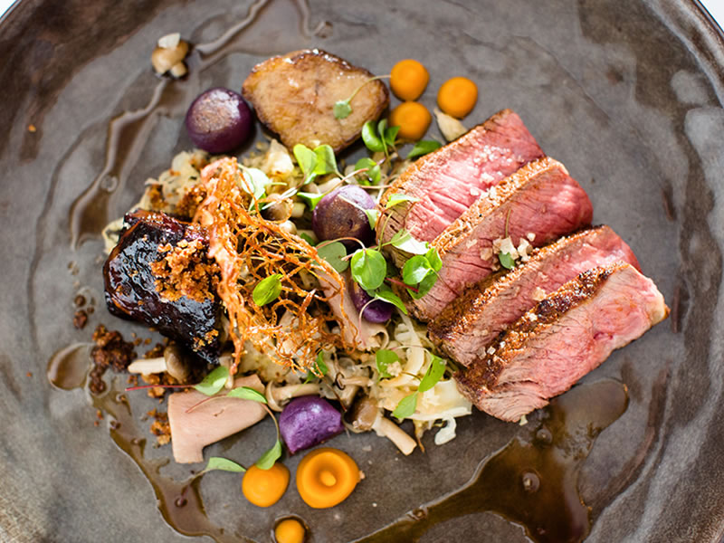 Culinary Comforts at Bovey Castle
