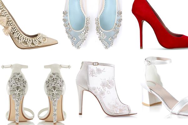 bfcb163bcb1c Wedding Shoes  82 of the Prettiest Bridal Heels And Pumps • Wedding Ideas  magazine