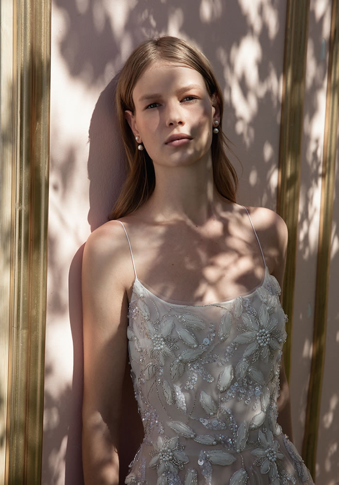 Dana Harel 2018 Collection: The Up-and-coming Bridal Designer