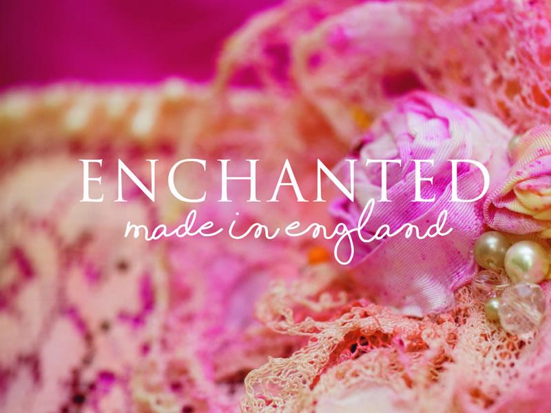 Enchanted bespoke childrenswear designer