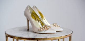 55759c843ab5 Freya Rose London  Couture Bridal Shoes