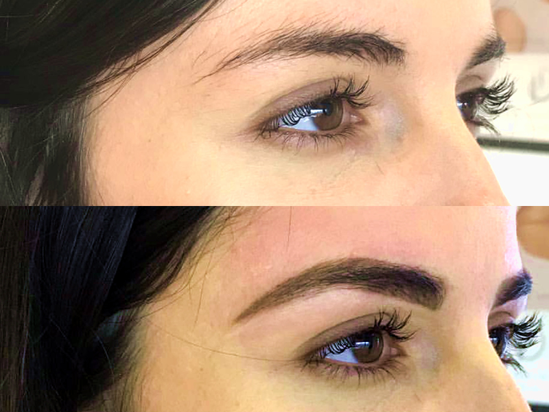 WOW Brows For Your Wedding Vows: Wedding Ideas Put HD Brows To The Test