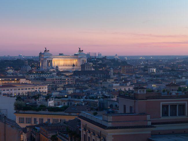 Rome Honeymoon - 25 World-Beating Honeymoon Rooms With A View!