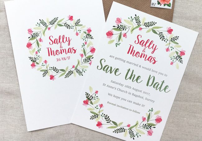 Mistakes When Sending Save The Date Cards