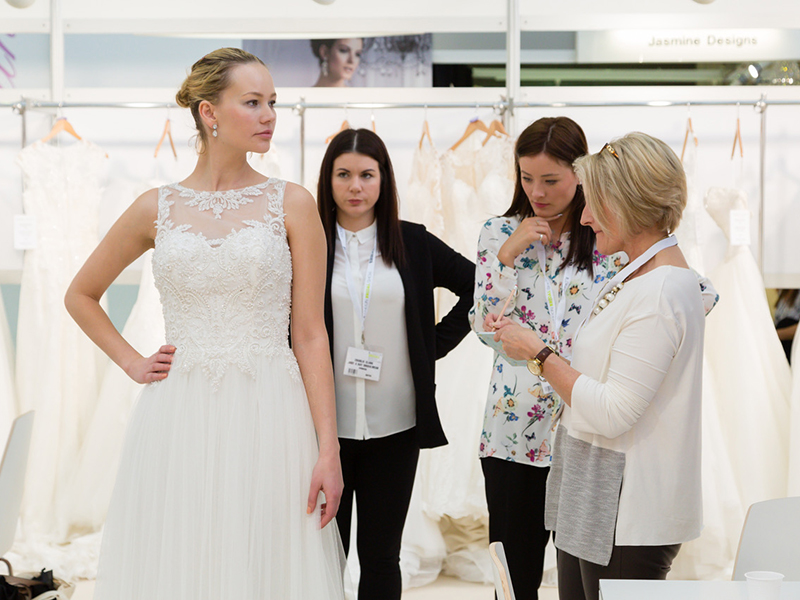 London Bridal Week will take place from the 25th - 27th March 2018 at ExCel London, showcasing new styles, trends and dress collections on the catwalks...