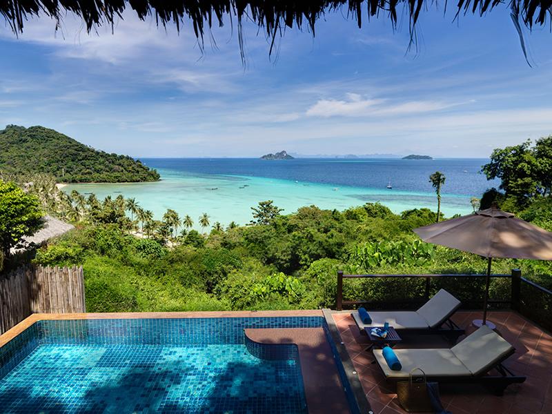 Phi Phi Island_Hillside Pool Villa