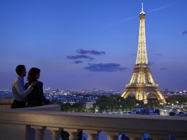 Shangri-La Paris - 25 World-Beating Honeymoon Rooms With A View!
