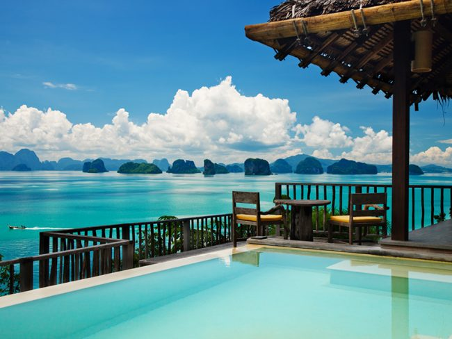 Six Senses Panorama Room - 25 World-Beating Honeymoon Rooms With A View!