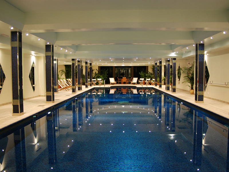 Bovey Castle Elan Spa and pool