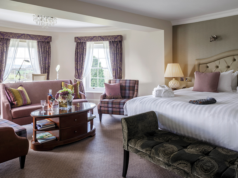 WIN A Luxury Two-Night Retreat At Tewkesbury Park Worth Over £1,110