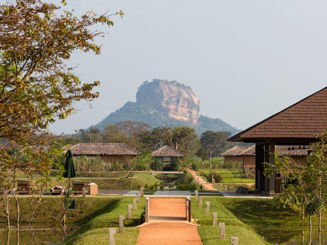 Water Garden, Sri Lanka - 25 World-Beating Honeymoon Rooms With A View!