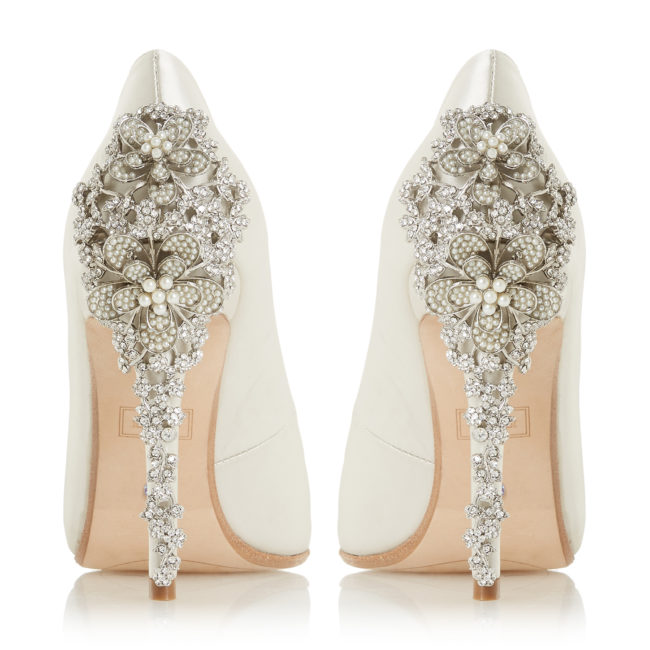 Wedding shoes- Dune- embellished
