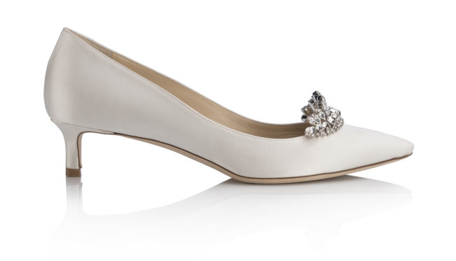 Wedding Shoes The Prettiest Bridal Heels Wedding Ideas Magazine