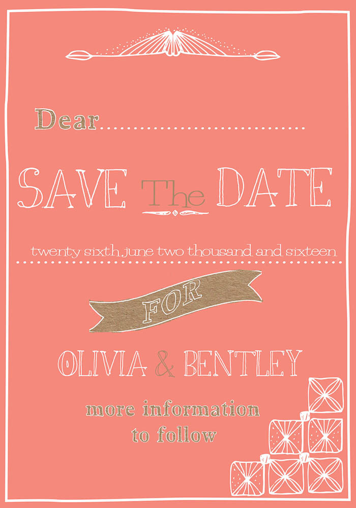 hertascreative.com CP save the date reverse of postcard A6