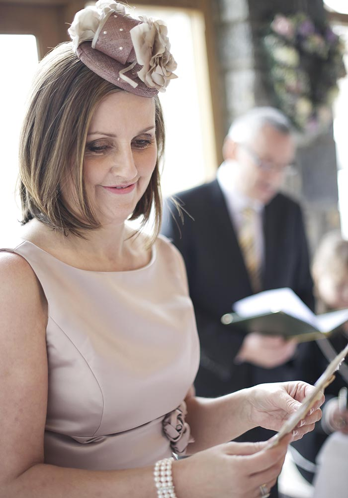 In most religious ceremonies you can include two readings, one chosen from religious wedding readings and one non-religious. Find yours here...