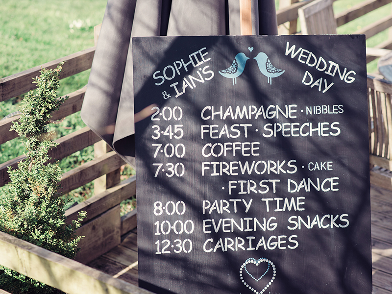 Planning your own Bath wedding? Then you'll LOVE Sophie & Ian's big day with a church ceremony and barn reception filled with blossom trees...
