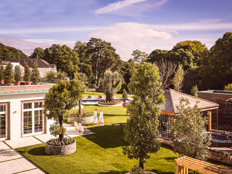 Galgorm Resort & Spa: Weddings, A Luxury Wellness Spa And Views Of The River Maine...
