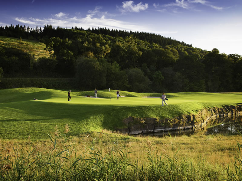 Vows in the Valley at Celtic Manor: 5 Star Couples Escape With Wedding-worthy Views And Venues