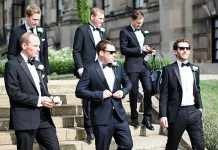 Find out everything your groomsmen need to know, from outfit choices and suits to speeches, the stag do and on the day duties and roles...