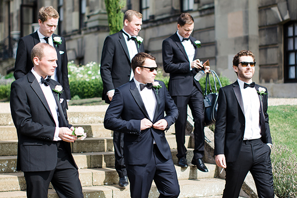 Ultimate Guide To Groomsmen: Outfits, Roles & Stag Do
