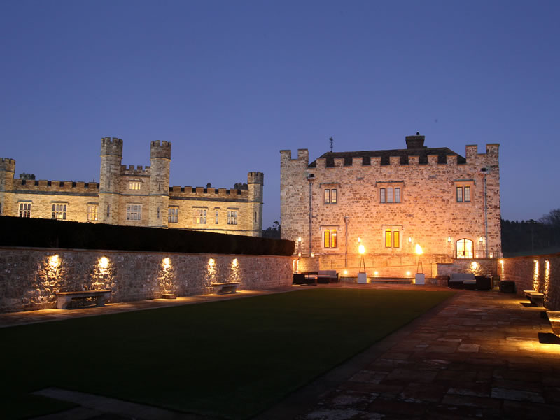 The Fairytale Castle In Kent That Will Take Your Wedding Day To New Heights...