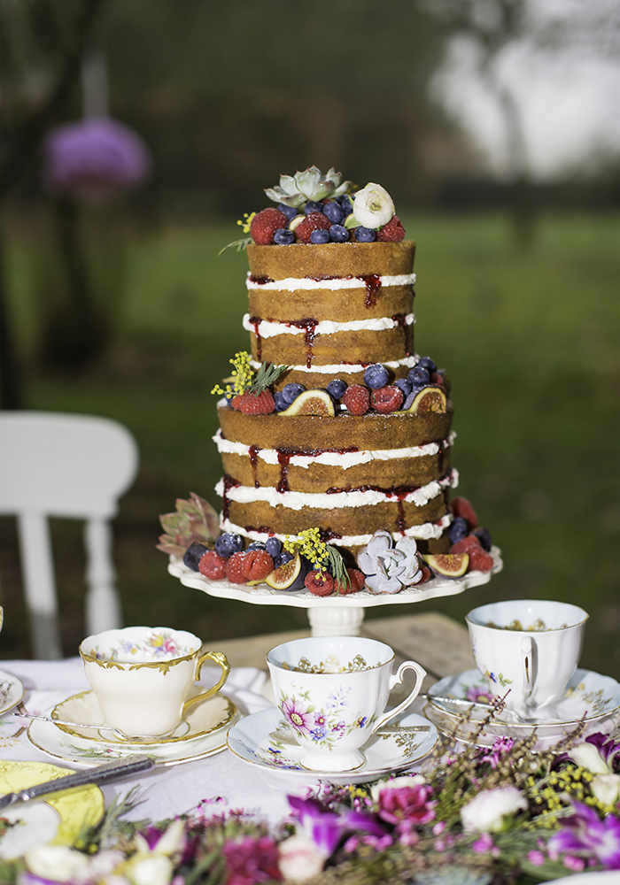 Use this styled shoot to inspire your own vintage tea party wedding, filled with whimsical charm and quirky details to make your day unique...