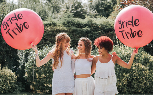 Balloons - Free Hen Party Games to Print off and Play now